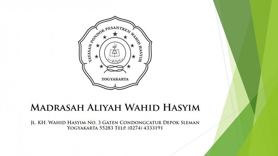 Madrasah Aliyah Wahid Hasyim