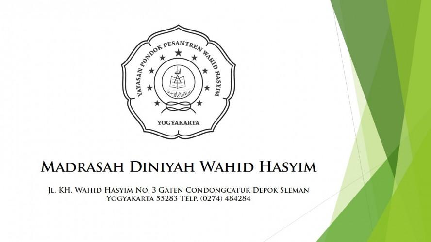 Madrasah Diniyah Wahid Hasyim