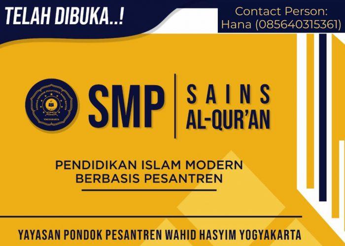Pondok Pesantren Wahid Hasyim Yogyakarta Pendidikan Islam